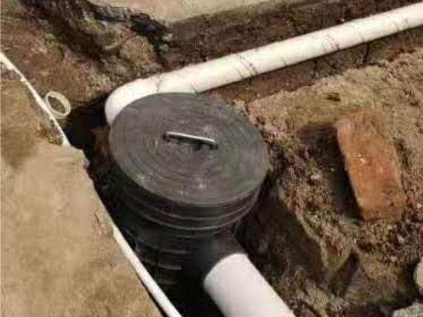 隔油池施工案例