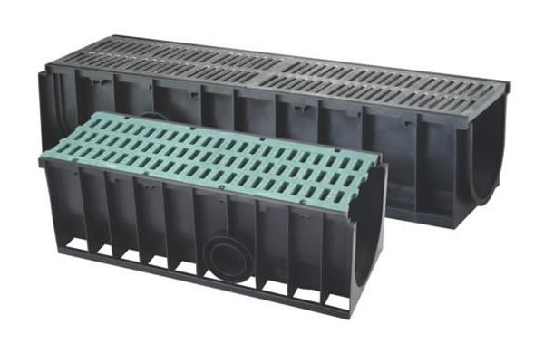 成品排水沟配套各类型的排水沟盖板的应用